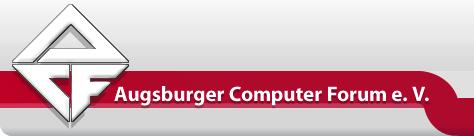 Augsburger Computer Forum e. V.